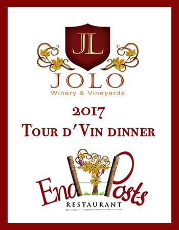 Tour d'Vin Dinner Guest Ticket